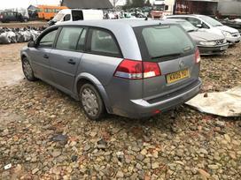 Opel Vectra. Automobilis dar neisardytas!