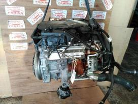 Bmw 1 serija dalimis. N47d16a variklis ir