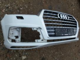 Audi Q7. Devetos kebulines dalys