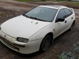 Mazda 323f dalimis. Turime ir daugiau įvairių