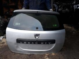 Dacia Logan. Turim galinis dangtis ,galines