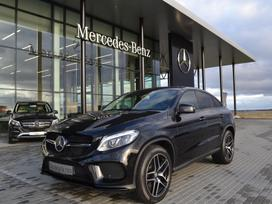 Mercedes-benz Gle Coupe 350, visureigis