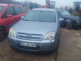 Opel Signum dalimis. Is voketijos
