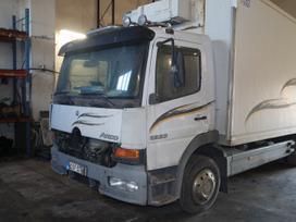 Mercedes-Benz ATEGO 1223, sunkvežimiai