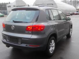 Volkswagen Tiguan, visureigis