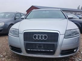 Audi A6 dalimis. Xenon navigacija