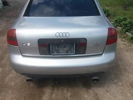 Audi A6 dalimis. 4x4 automatas amerikonas