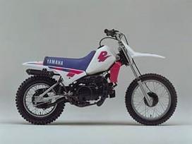 Yamaha Pw, krosiniai