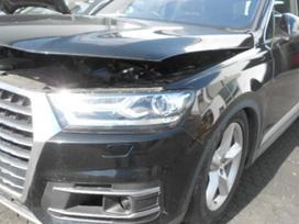 Audi Q7. Audi q7 naujausias modelis 3 l