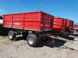 Bicchi 2b80 (8 t priekabos), traktorinės priekabos