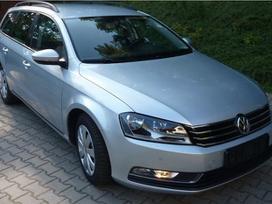 Volkswagen Passat dalimis. Europa dalimis