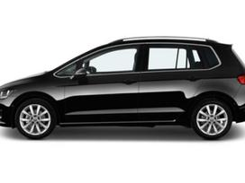 Volkswagen Golf Sportsvan. Automobilis