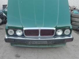 Jaguar Xj6. Jaguar xj6 odinis salonas ,klima