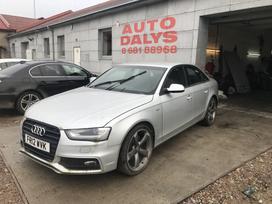 Audi A4. S-line bang & olufsen