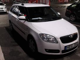 Skoda Fabia, 1.9 l., wagon