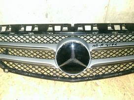 Mercedes-benz A klasė. Devetos kebulines dalys