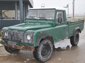 Land Rover Defender, 2.5 l., visureigis
