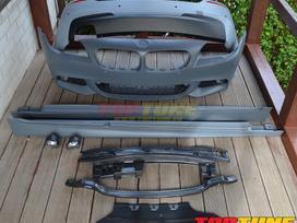 Bmw 5 serija. Bmw f10 m sport paketas.