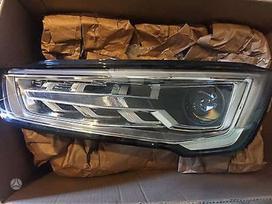 Audi A1. Europines,devetos kebulines dalys