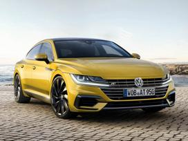Volkswagen Arteon dalimis. ! naujos