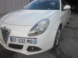 Alfa Romeo Giulietta. Yra daugiau ardomu auto