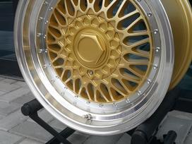 Forzza Malm Gold Rs, lengvojo lydinio, R15