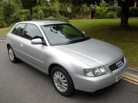 Audi A3. Skambinti ,