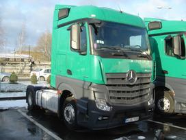 Mercedes-benz Actros 1845 Ls 4x2 F 13, 2