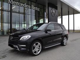 Mercedes-benz Ml350, 3.0 l., visureigis