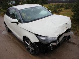 Audi A1 dalimis. Cax