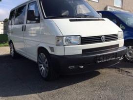 Volkswagen T4 caravelle, keleiviniai
