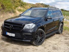Mercedes-benz Gl63 Amg dalimis. Gl / gls 63