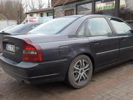 Volvo S80, 2.8 l., saloon / sedan