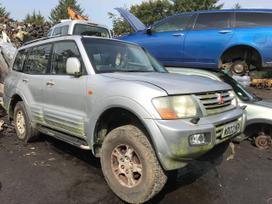 Mitsubishi Shogun dalimis
