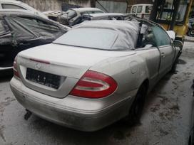 Mercedes-benz Clk klasė. Vokiskas automobilis