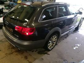 Audi A6 Allroad. Turimas šio automobilio