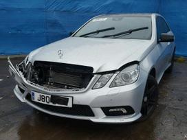 Mercedes-Benz E350 dalimis. Www.autolauzynas.lt prekyba