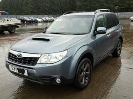 Subaru Forester dalimis. Jau lietuvoje, variklis ok