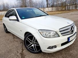 Mercedes-benz C180, 1.8 l., sedanas