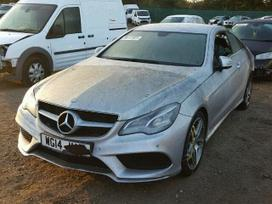 Mercedes-benz E klasė. E207 coupe dalimis is