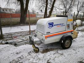 -Kita- Bms Worker No1 Sigma, betono siurbliai