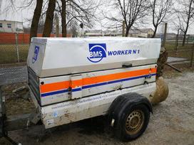 -Kita- Bms Worker No1, betono siurbliai