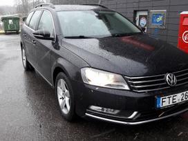 Volkswagen Passat, 2.0 l., universalas