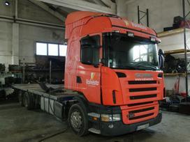 Scania R420 DT1212L01 GRS895R  2,92, vilkikai