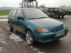 Subaru Justy, 1.3 l., hečbekas