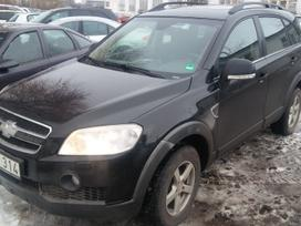 Chevrolet Captiva, 2.0 l., visureigis