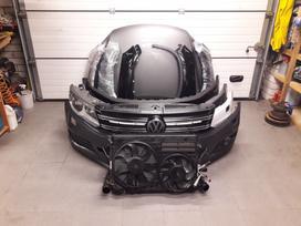 Volkswagen Tiguan. Atvežame dalis į jums