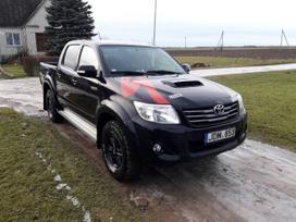 Toyota Hilux, 2.5 l., visureigis