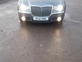 Chrysler 300c. Europa  rida