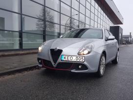 Alfa Romeo Giulietta, 2.0 l., hečbekas